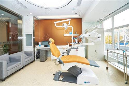 北京圣贝口腔医院诊室